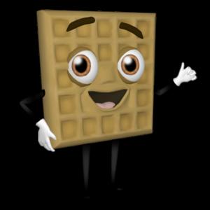 Waffle Smash waffleton